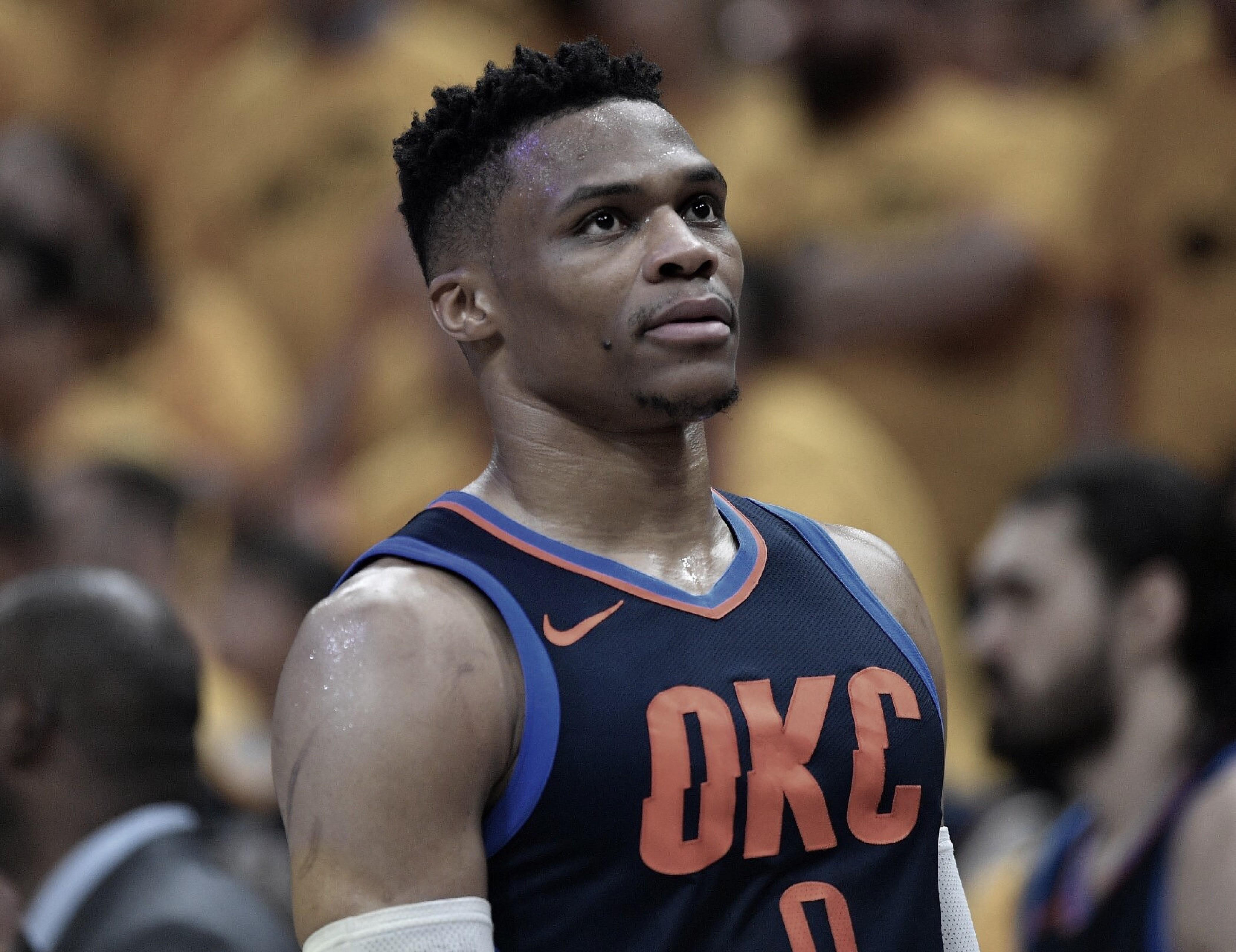 Westbrook fue operado y es duda para el inicio de la temporada