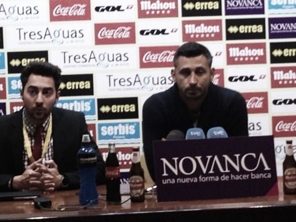 """Manolo Herrero: """"Conforme la liga va avanzando, todo es más complicado"""""""