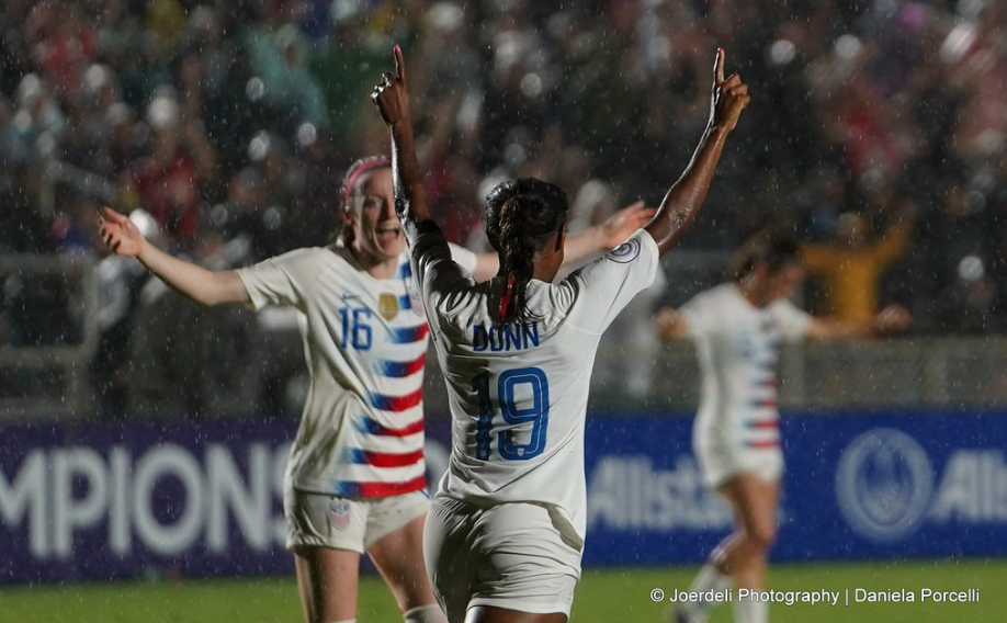 CONCACAF Women's Championship Group Stage Review