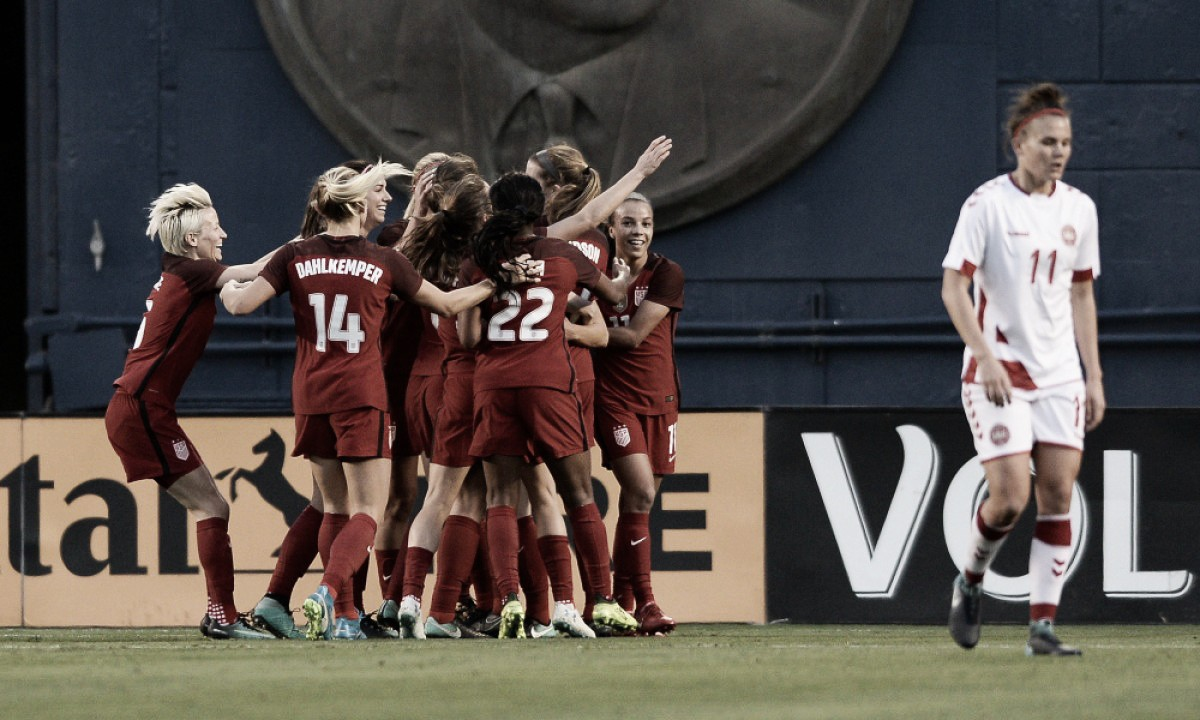 North Carolina and North Texas possible venues for USWNT 2019 World Cup qualifiers