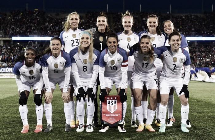 Após terceiro título mundial, Seleção Feminina dos EUA busca o quinto ouro olímpico
