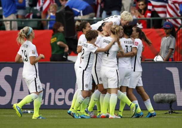 Defense Will Lead USWNT To Promised Land