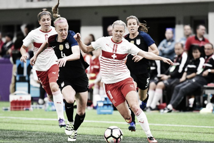 USWNT vs Romania: Who gets the start?