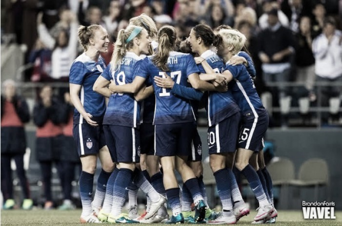 USWNT and US Soccer Ratify a new Collective Bargaining Agreement