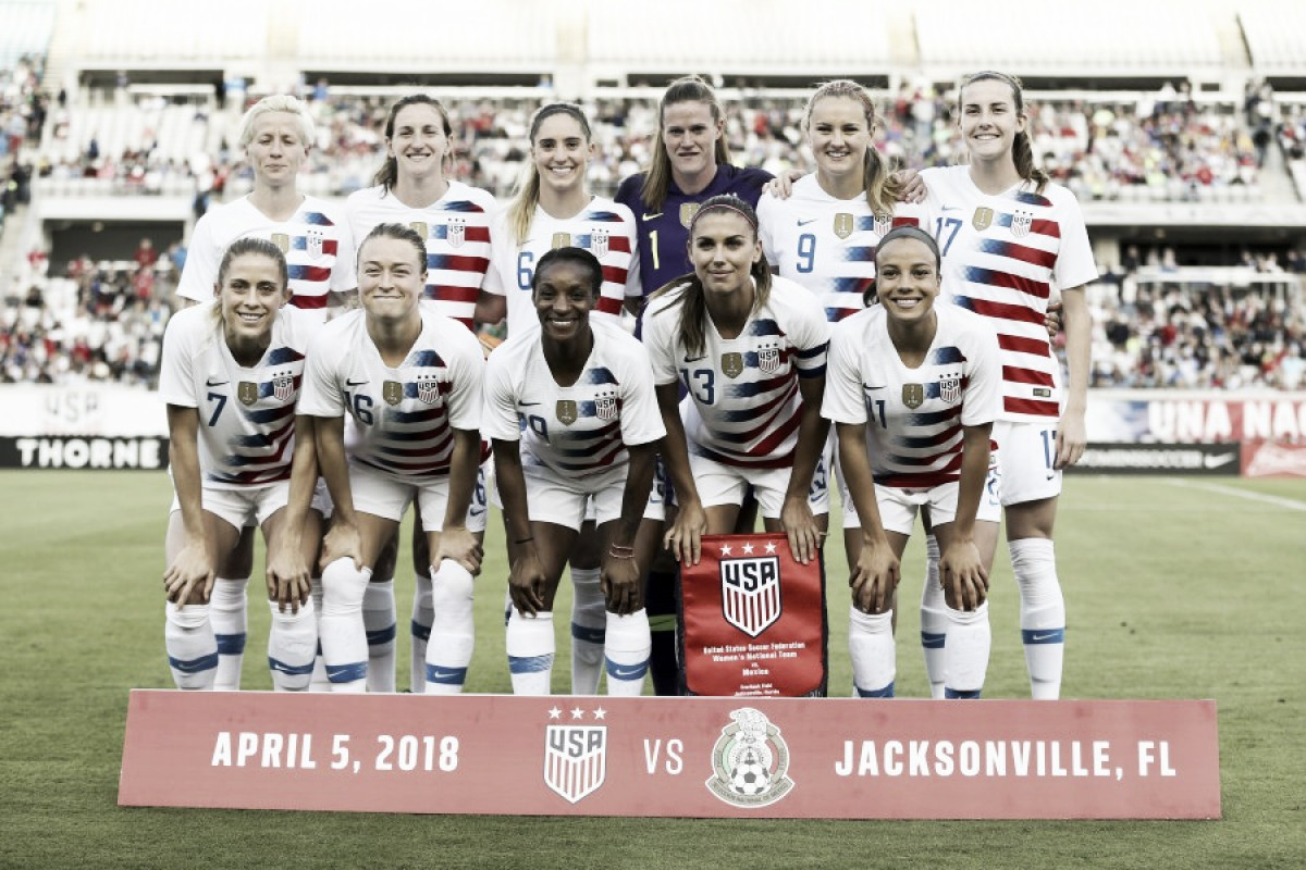USA 4 - 1 Mexico: Player Ratings