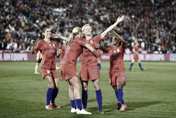 USWNT vs Belgium friendly preview: A mid-level warm up from Europe