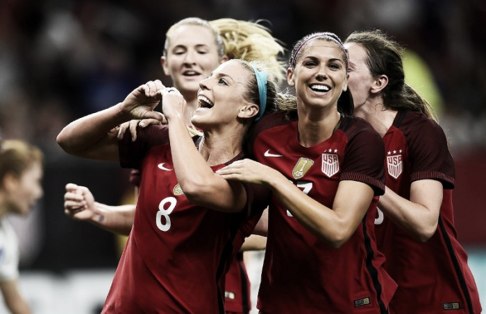 Takeaways: USWNT October Friendlies
