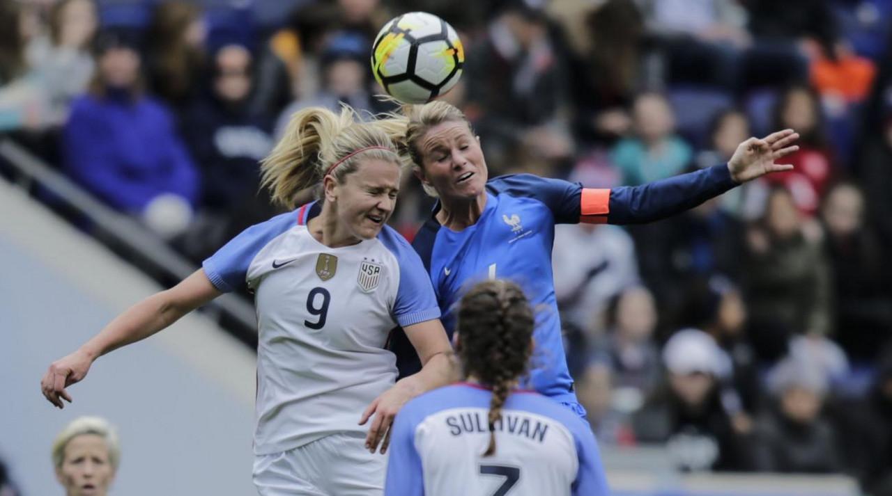 USWNT vs France Preview