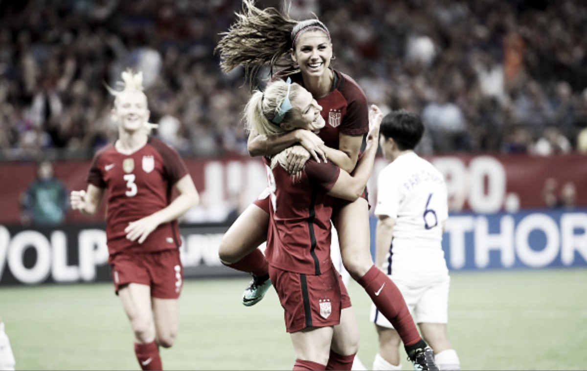 USWNT to face Mexico in Jacksonville