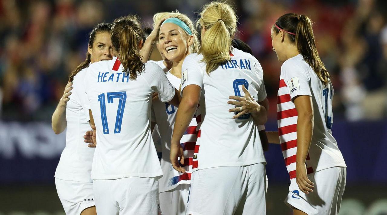 The USWNT file gender discrimination lawsuit against U.S. Soccer