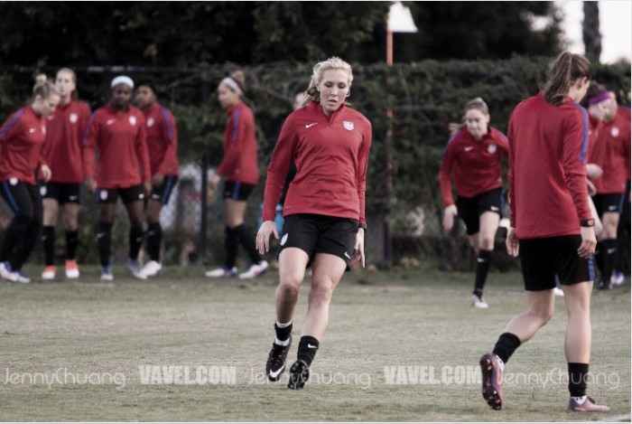 U.S. Women's National Team Names SheBelieves Cup Roster