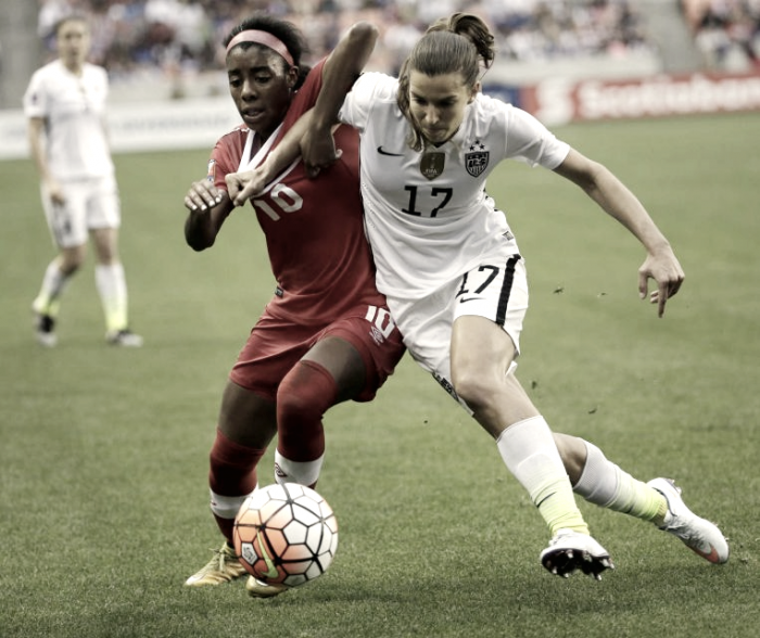 Canada announce pair of upcoming friendlies against USWNT