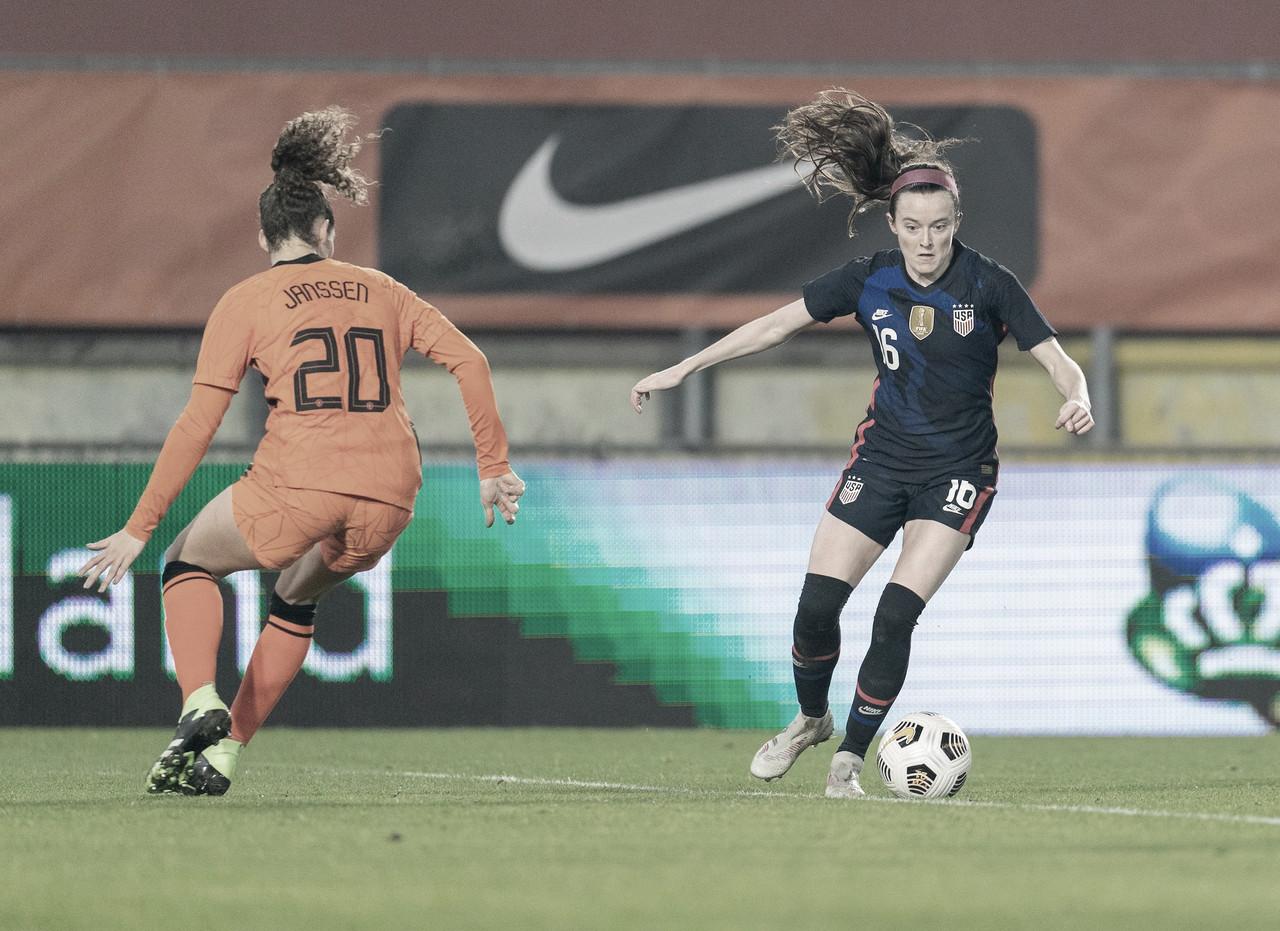 Países Bajos - Estados Unidos: el camino al podio olímpico