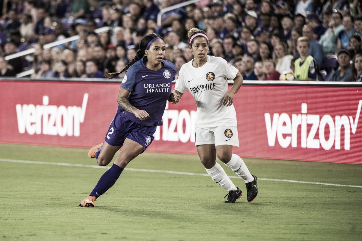 Result: Utah Royals FC 0-0 Orlando Pride in the 2018 National Women's Soccer League