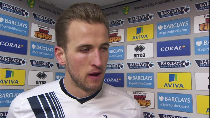 "Harry Kane: ""Seguiremos luchando hasta el final"""