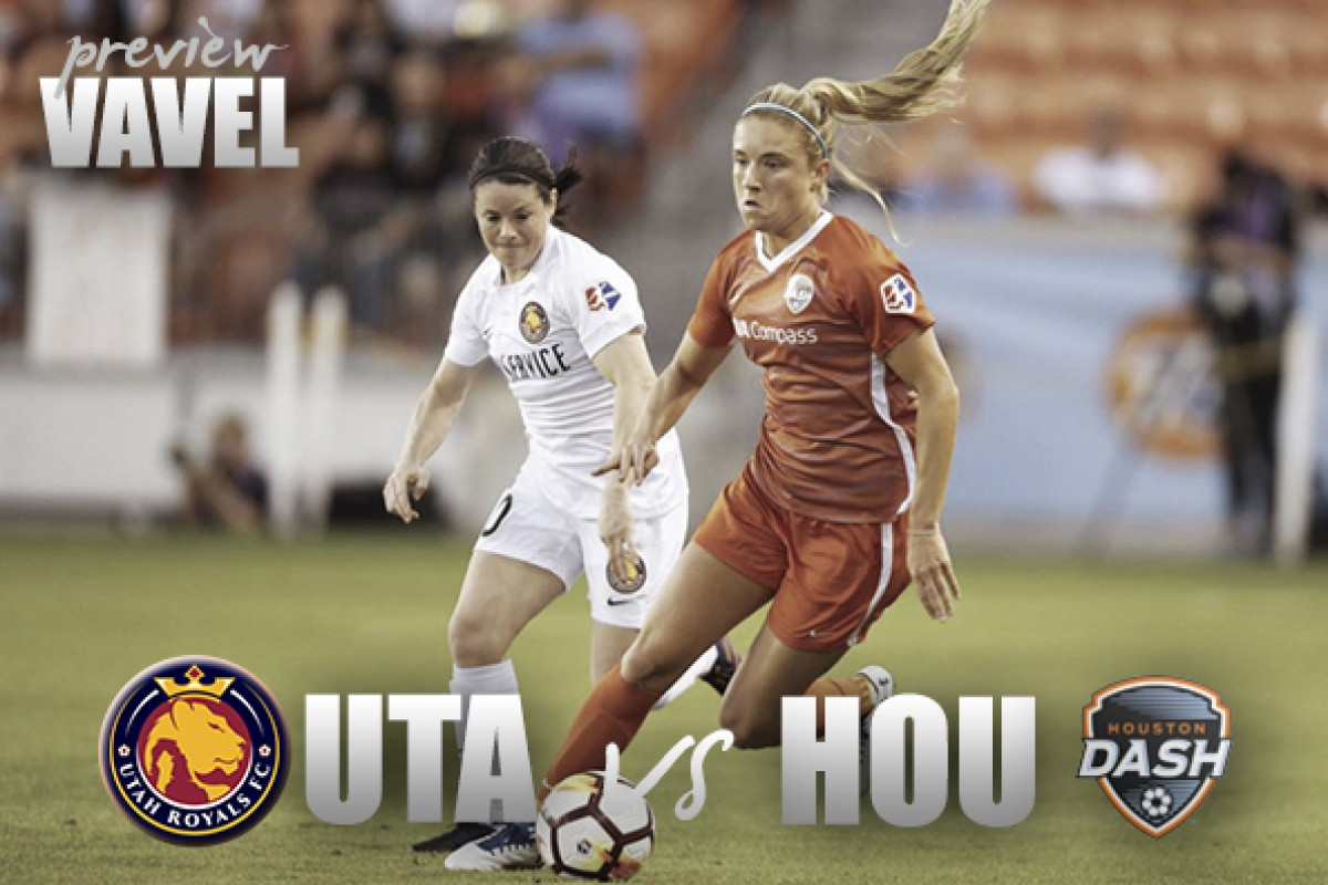 Houston Dash vs Utah Royals FC: Trying to reenter the playoff race