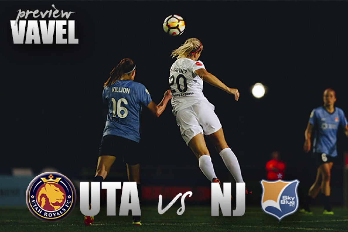 Utah Royals FC vs Sky Blue FC: A win goes a long way for both teams