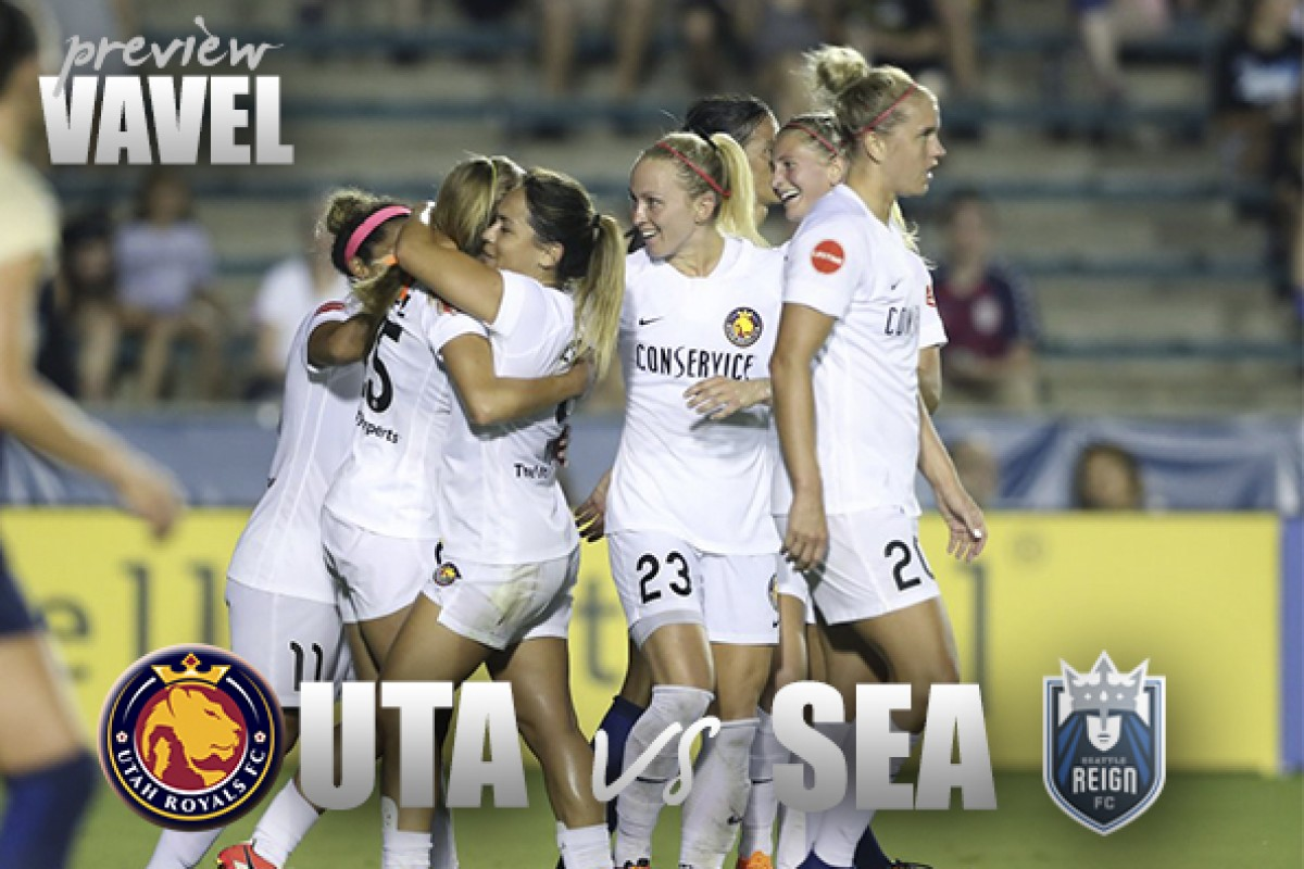 Utah Royals FC vs Seattle Reign FC preview: Two teams looking to bounce back