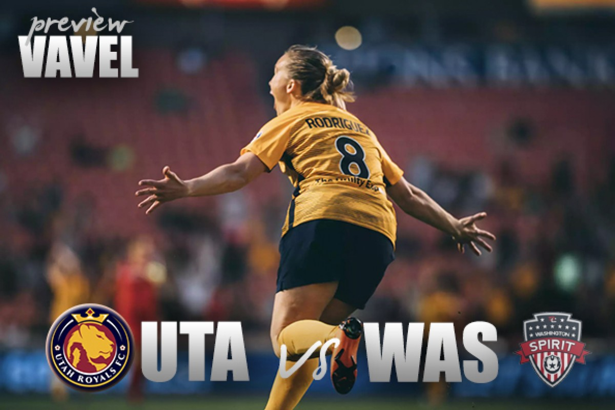 Utah Royals FC vs Washington Spirit preview: Opening match of Week 20