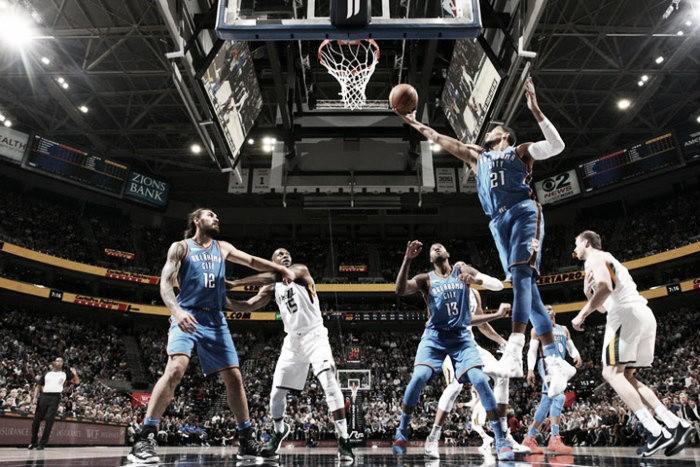 Utah paró a Westbrook