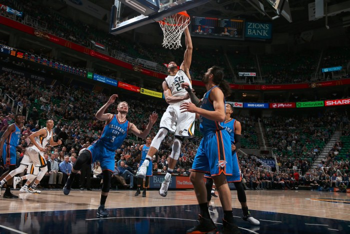NBA - I Thunder perdono anche a Utah, Detroit espugna Dallas