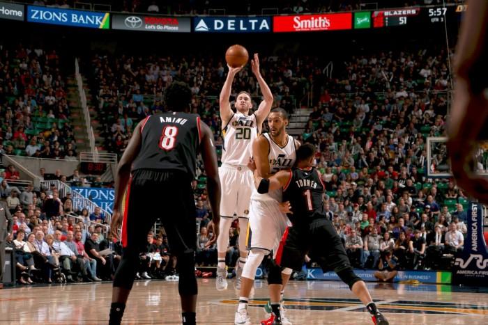 NBA - San Antonio batte i Grizzlies al supplementare, Jazz in scioltezza con Portland