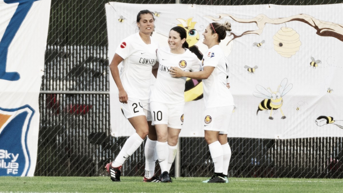 Utah Royals FC earn first-ever road win against winless Sky Blue FC