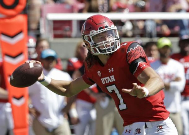 Utah Utes Jump On Fresno State Early; Hold On For Victory