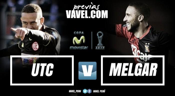 Previa UTC - Melgar: Sale el primer campeón del año