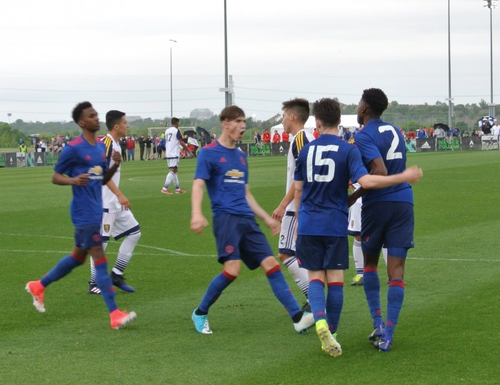 Real Salt Lake 1-3 Man United: Reds tested at Dallas Cup in second game