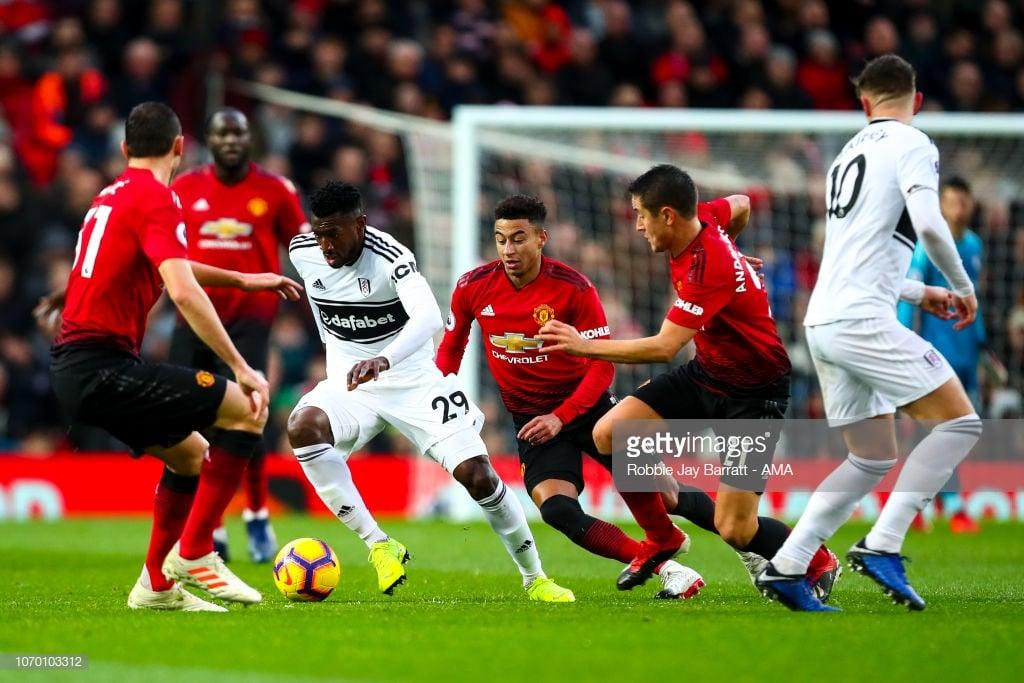 Fulham vs Manchester United Live Score Stream Commentary in Premier League 2019 - VAVEL.com
