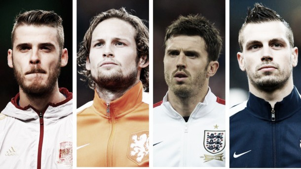 Manchester United stars get set for international duty