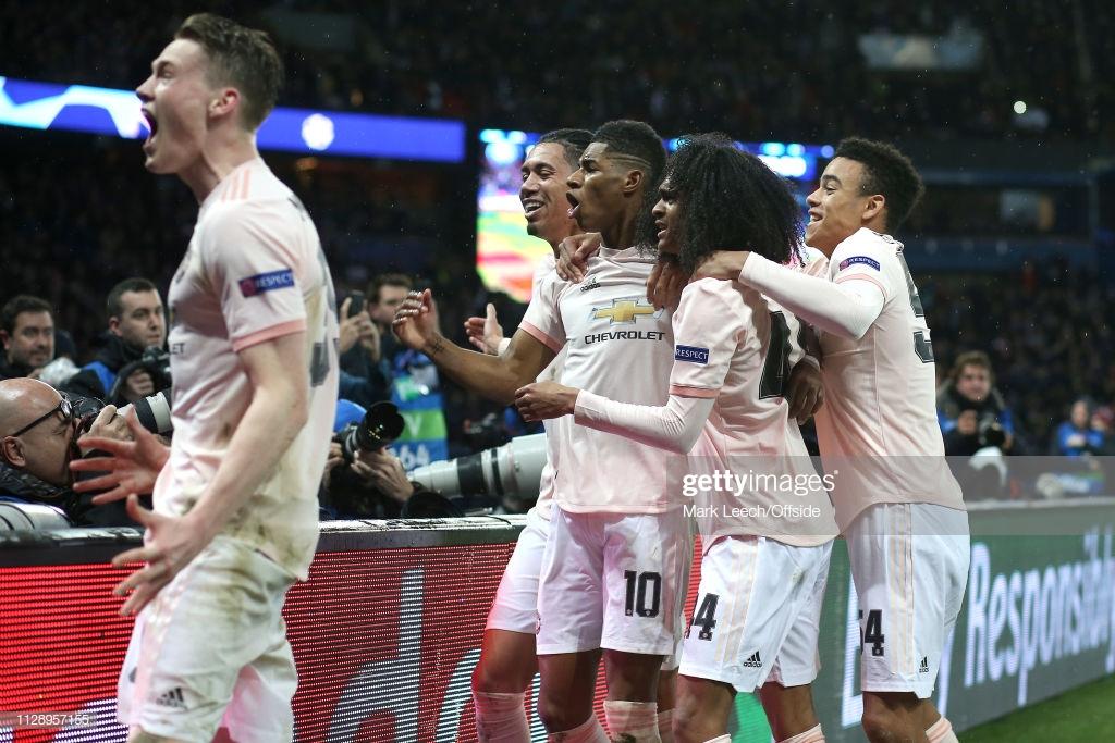 PSG 1-3 Manchester United: Injury-stricken Reds master record-breaking comeback