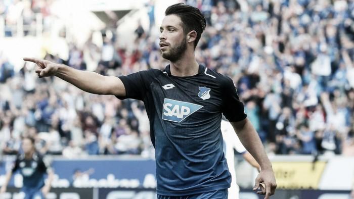 Após fim do contrato com Hoffenheim, Mark Uth se juntará ao Schalke na próxima temporada