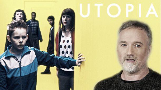 David Fincher dirigirá la versión estadounidense de 'Utopia'