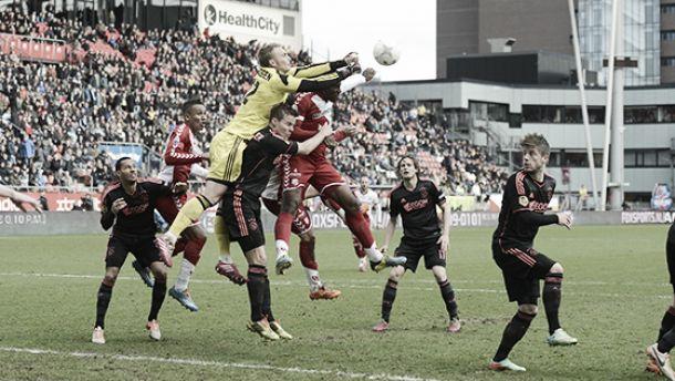 Utrecht e Ajax ficam no empate e Eredivisie segue embolada