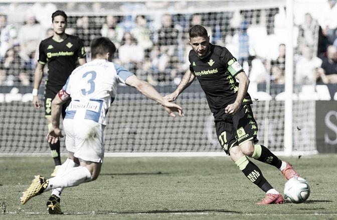 Resumen Leganés vs Real Betis en LaLiga Santander 2020 (0-0)