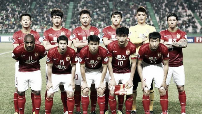 Los dueños del Guangzhou chino quieren adquirir una franquicia en la MLS