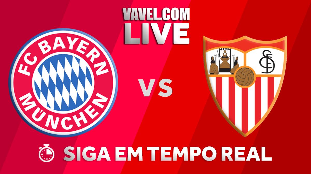 Resultado Bayern de Munique x Sevilla pela Champions League 2018 (0-0)
