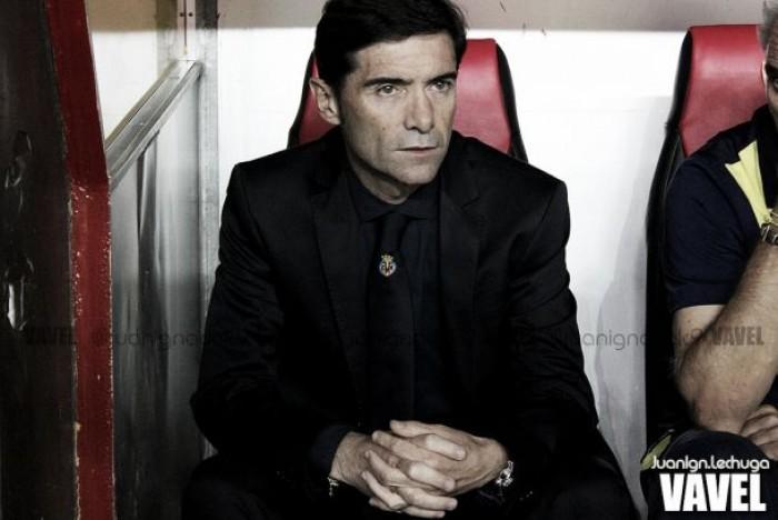 """Marcelino: """"Es difícil ganar, cada vez el margen de error es más pequeño"""""""