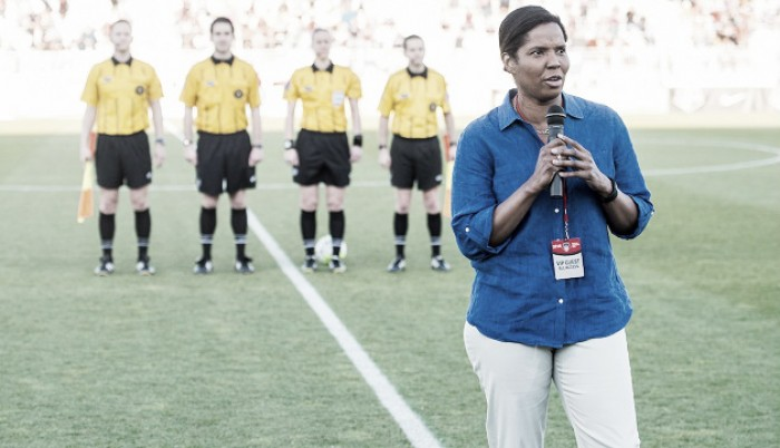 Briana Scurry joins Washington Spirit Staff