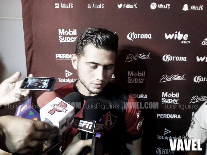 """Uvaldo Luna: """"Vengo a dar lo mejor de mí"""""""