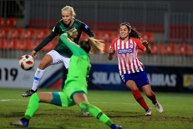 UEFA Women's Champions League: Round of 16 second leg review