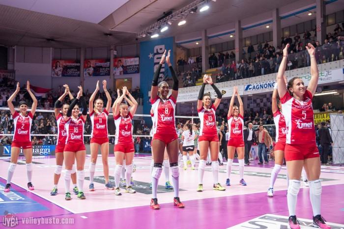 Volley, A1 femminile - Nella quinta giornata le ultime diventano le prime