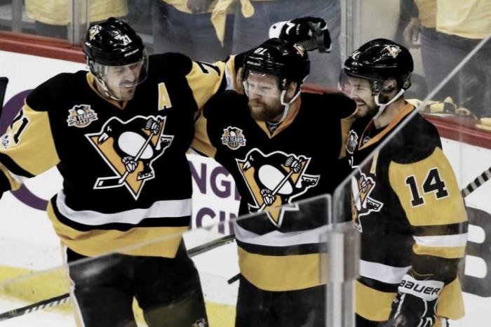 Pittsburgh se coloca a solo una victoria de la gran final