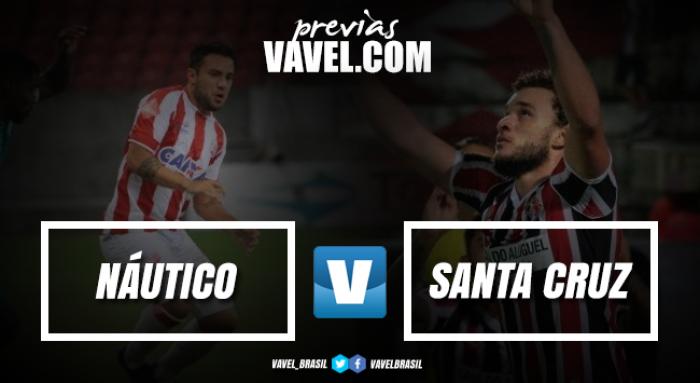 Em situações opostas, Náutico e Santa Cruz fazem sétimo clássico da temporada
