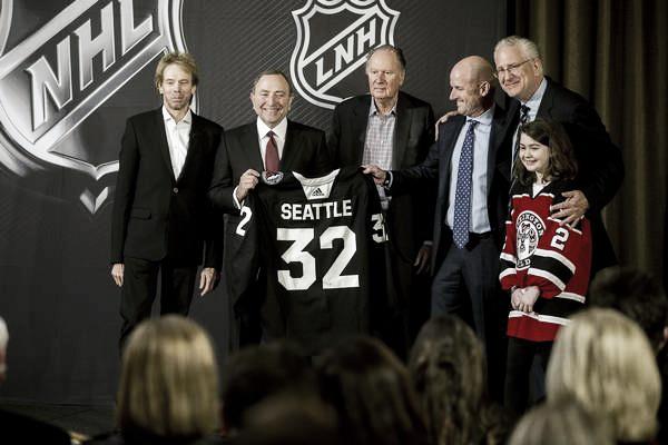 La NHL da la bienvenida a Seattle
