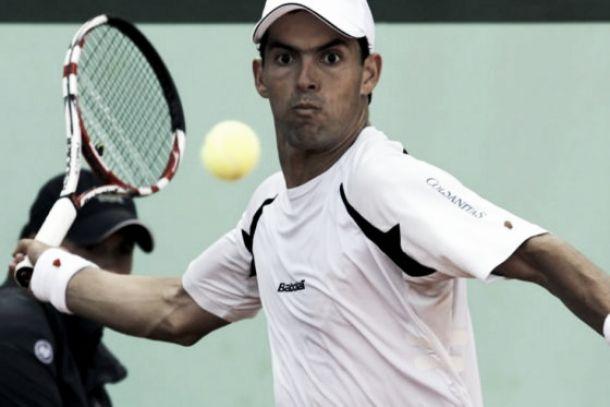 Santiago Giraldo avanzó a cuartos en Gstaad