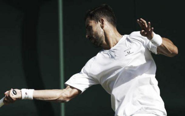 Santiago Giraldo, sin jugar, pasó a tercera ronda de Wimbledon