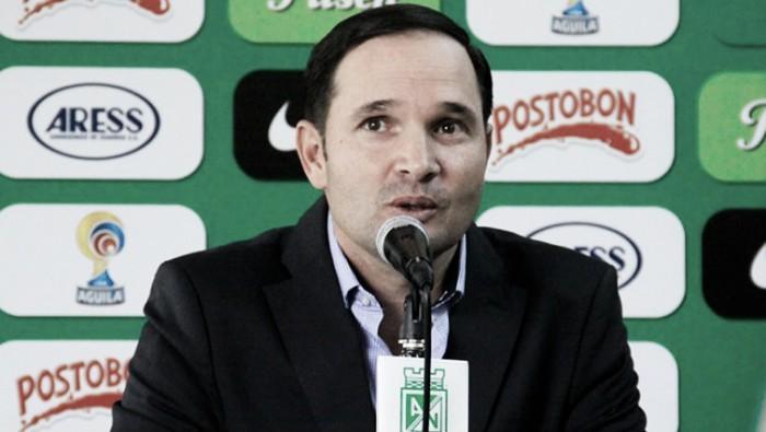 """Víctor Marulanda: """"Nacional tiene objetivos grandes"""""""